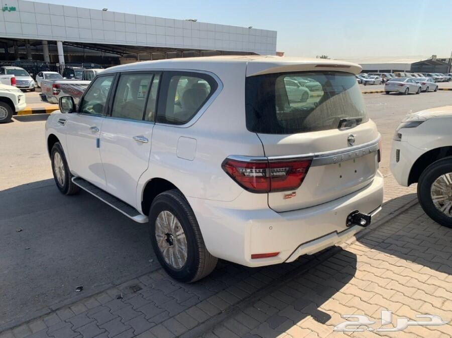 نيسان باترول SE2 سعودي 2021