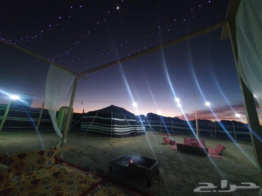 مخيم للإيجار اليومي