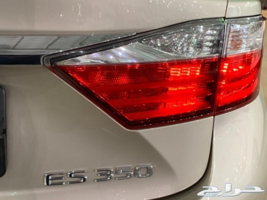 لكزس ES350 (مخزن) 2015(تم البيع)