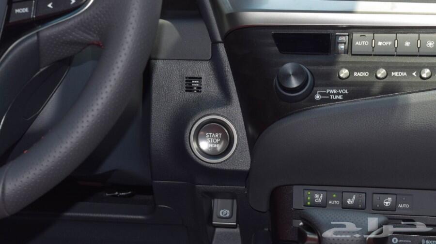 لكزس ES 350 F-Sport موديل 2021 (جديد)