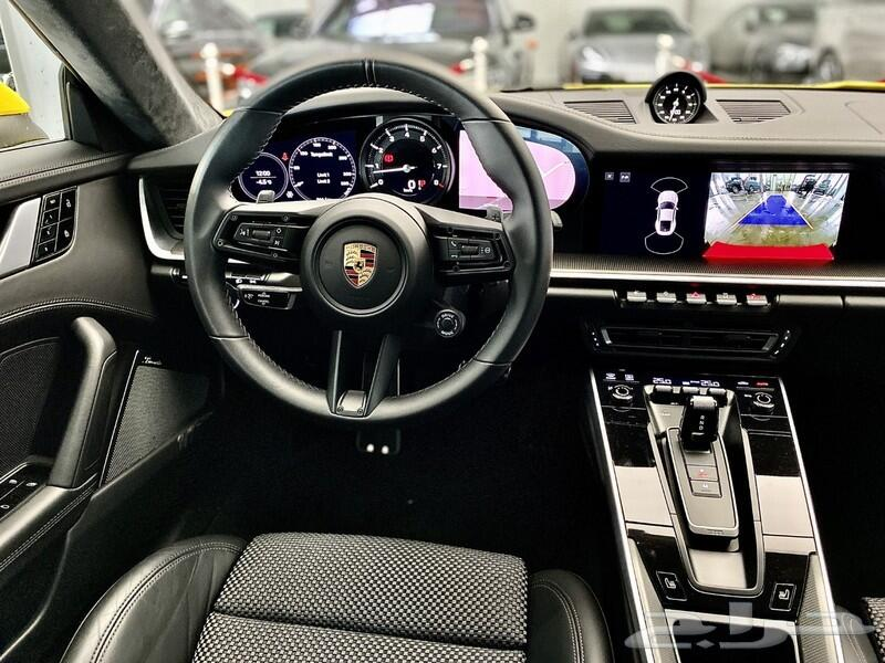 بورش كاريرا Porsche 992 Carrera S