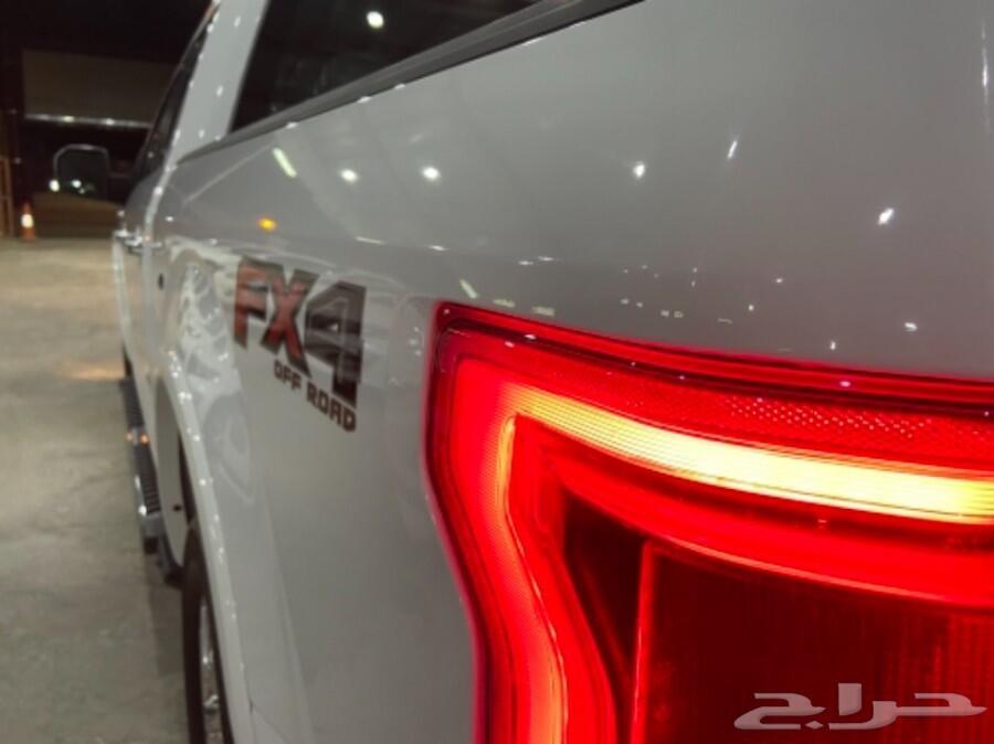 فورد F150 خليجي 2017 لاريت 8 سرندل أعلى فئة