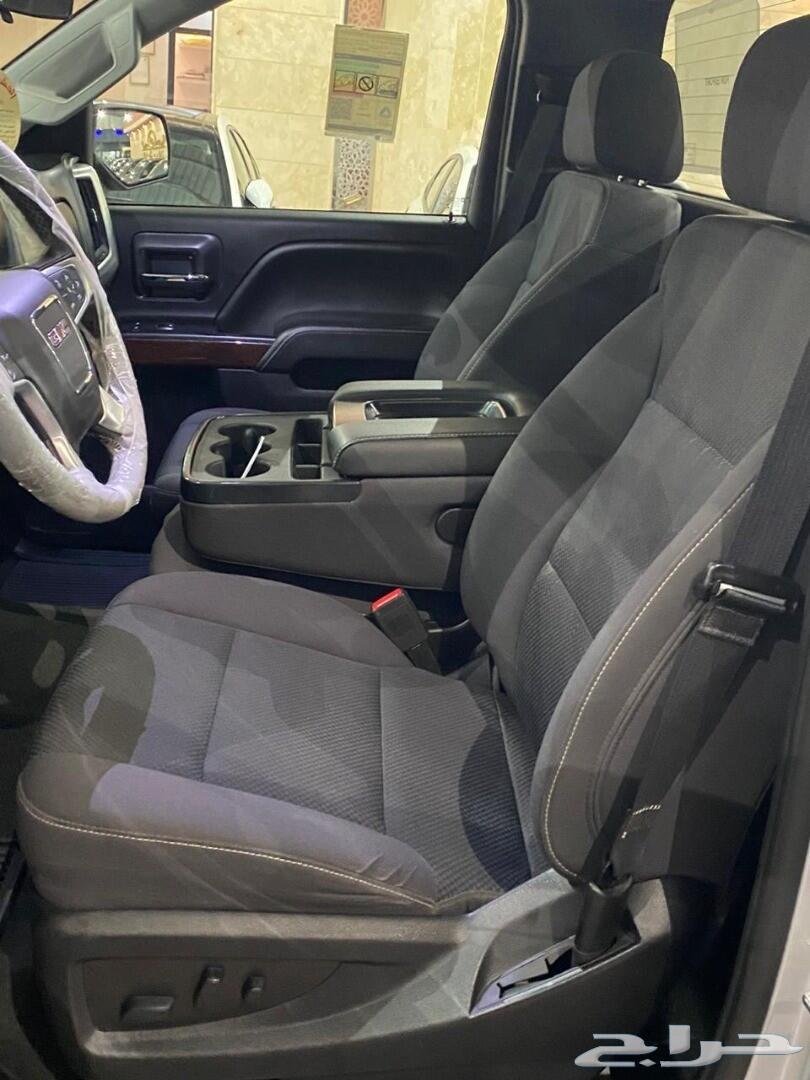 جمس سييرا غمارة 2018 Z71  سعودى (تم البيع)