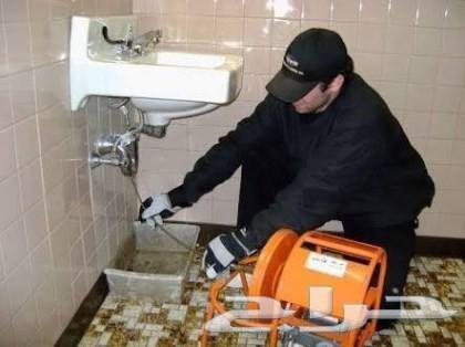 كشف تسربات المياه وعزل الخزانات