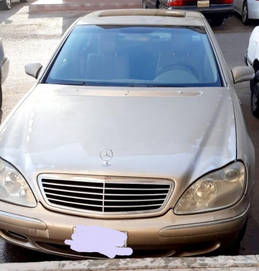 مرسيدس فياجرا موديل 2000. 500S