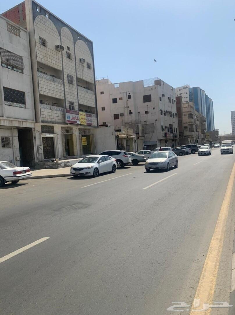 عمارة للبيع في الزاهر مدخل شارع الحج