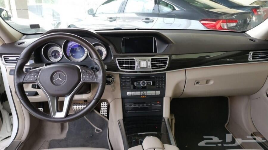 مرسيدس E350  2015