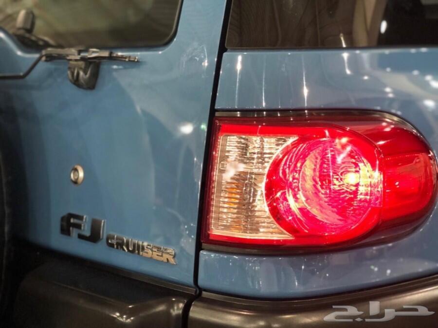 تويوتا اف جي كروزر 2012 رقم 2
