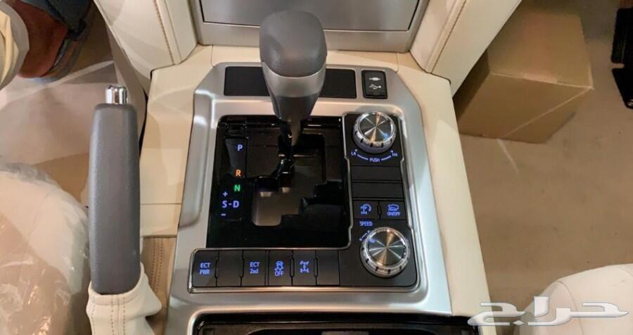 تويوتا لاندكروزر V6 2021 GXR-2 بالنقدوالتقسيط