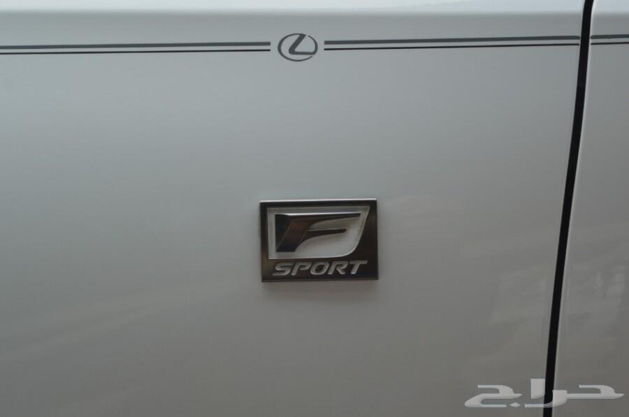 ليكزس IS 200T F SPORT موديل 2016 لؤلؤي بطاقة