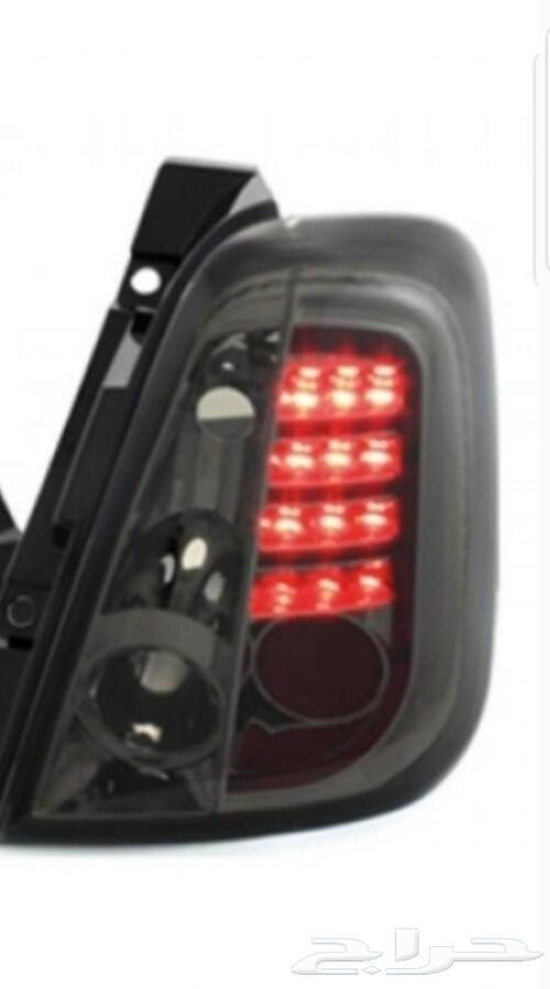 Fiat 500 led